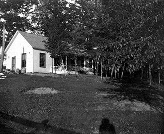 Ernest Hemingway Cottage - Image: Ernest Hemingway Cottage EH1