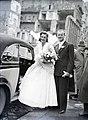 Esküvői fotó, 1948. Fortepan 105024.jpg