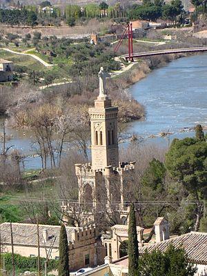 Ermita del Cristo de la Vega - Ermita del Cristo de la Vega