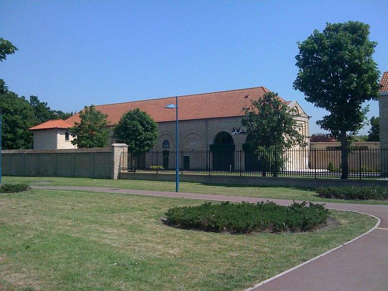 L'espace Maitre de Poste à Coudekerque-Branche (quartier St-Germaine)
