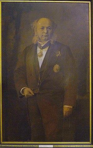 Auguste Denayrouze - Portrait of Auguste Denayrouze