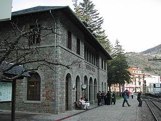Ribes de Freser Municipality in Catalonia, Spain