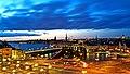 """Estocolmo de Noche..... """" Blue hour """".jpg"""