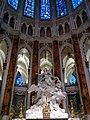 Eure-Et-Loir Chartres Cathedrale Choeur Autel 29112014 - panoramio.jpg