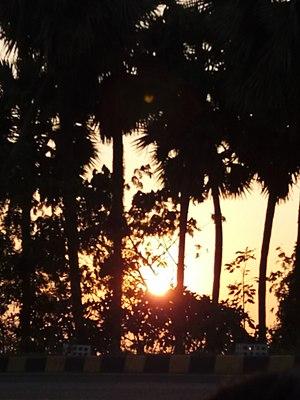 Bhimavaram - Evening in Bhimavaram
