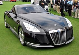 Image illustrative de l'article Maybach Exelero