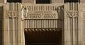 Exterior detail, Forest Service Building, Ogden, Utah LCCN2010718867.tif