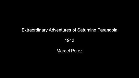 File:Extraordinary Adventures of Saturnino Farandola (1913).webm