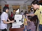 Eye screening for kindergarten children in Quoc Oai district of Hanoi (14310252024).jpg
