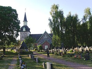 Föglö - Föglö Church