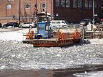 Förin stoppad av is mars 2013, även nyis.JPG