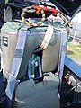 F-4N cockpit simulator PCAM pilot's seat 1.JPG