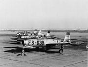 F-84F 1