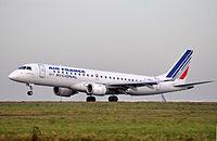 F-HBLF - E190 - Air France