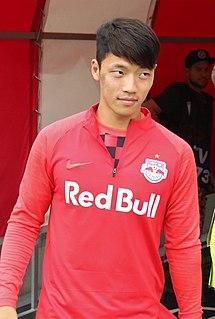 Hwang Hee-chan South Korean footballer