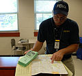 FEMA - 35682 - FEMA Community Relations officer in Indiana.jpg