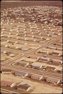 South Miami Heights, 1972