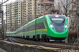 China Railway CR200J