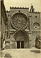 Façana de Sant Cugat del Vallès (Heribert Mariezcurrena, 1878).jpg
