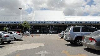 Augusto Severo International Airport airport in Parnamirim, Brazil