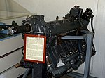 Fairchild Ranger V770 engine - Oregon Air and Space Museum - Eugene, Oregon - DSC09692.jpg