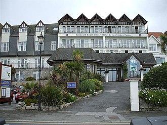 Falmouth Beach Hotel - geograph.org.uk - 462639.jpg