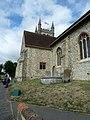 Farnham, St Andrew's Churchyard (1) - geograph.org.uk - 1991384.jpg
