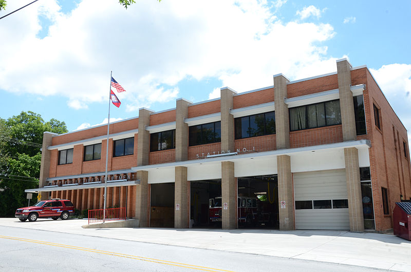 File:Fayetteville Fire Department Fire Station 1.JPG