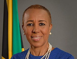 Fayval Williams Jamaican politician