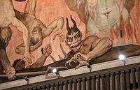 Federico zuccari, inferno, 1574-79, 04 diavolo 2.JPG