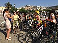 Female cyclists in Izmir, May 18, 2015.jpg