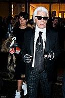 Karl Lagerfeld: Años & Cumpleaños