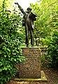 Fenner Brockway, Red Lion Square, London.JPG
