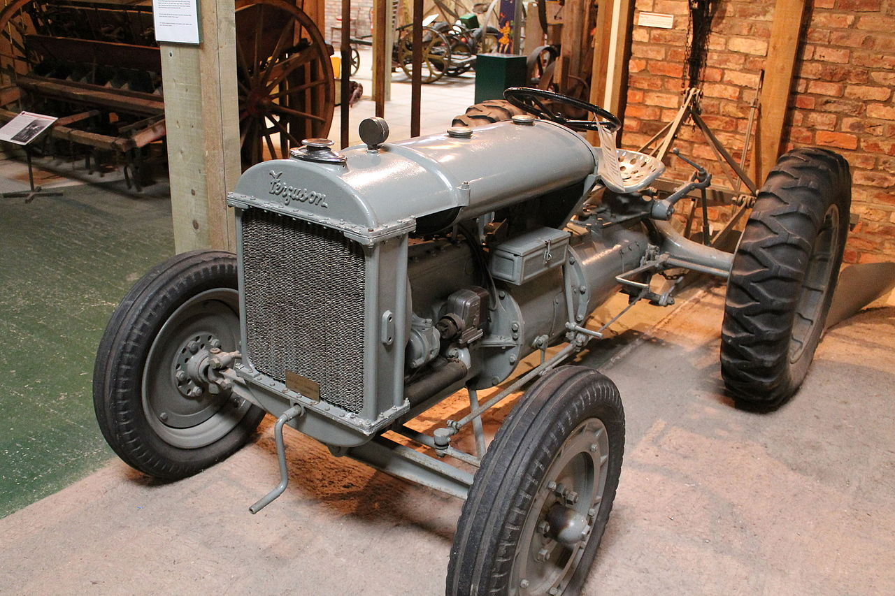 Ford Ferguson Tractor : Rare n on ebay ford forum yesterday s tractors