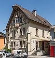 Ferlach Hauptplatz 14 ehemalige Apotheke von 1907 07062016 2496.jpg