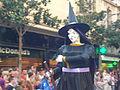 Festa Major de Gràcia 2011 - XIII cercavila de cultura popular - carrer Gran P1330079.jpg