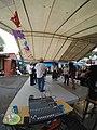 Festival Xantolo en Xalapa - Grupo tocando y gente bailando.jpg