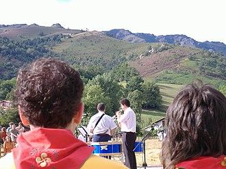 Ossès - The village festival