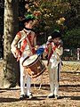 Fife & drum at Battle of Ft Washington jeh.jpg