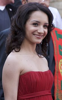 Filipa Azevedo @ Eurovision 2010 Welcoming Reception 02.jpg