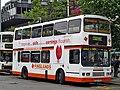 Finglands bus 1772 (N134 YRW) 1996 Volvo Olympian Alexander RH, Manchester Piccadilly, route 42, 25 July 2008 (1).jpg
