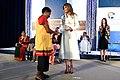 First Lady Melania Trump Presents the International Women of Courage Award to Veronica Simogun of Papua New Guinea (32909412503).jpg