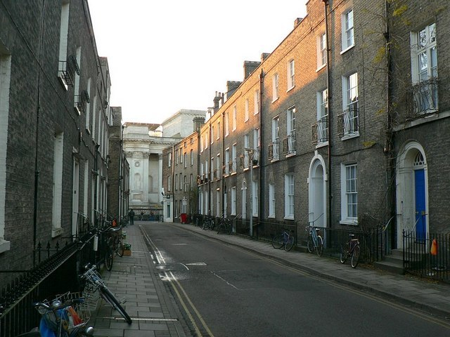 Fitzwilliam Street, Cambridge - geograph.org.uk - 633338
