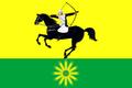 Flag of Tikhoretsk rayon (Krasnodar krai).png