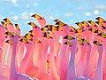 Flamingos, Bolivia (37132986945).jpg