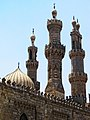 Flickr - HuTect ShOts - Minarets of Al.Masjid Al.Azhar مآذن الجامع الأزهر - Cairo - Egypt - 29 05 2010 (1).jpg