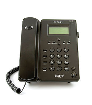 VoIP phone - Flip VoIP phone