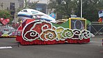Float CHINA SOUTHERN AIRLINES for the 1st. Guangzhou Chinese New Year Parade.jpg