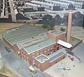 Florence Mill, Blackburn (model) at Helmshore 6134c.JPG