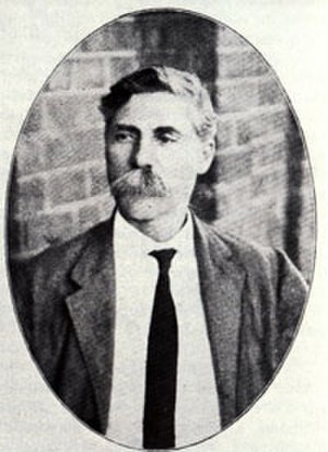 Floyd Allen - Portrait of Floyd Allen